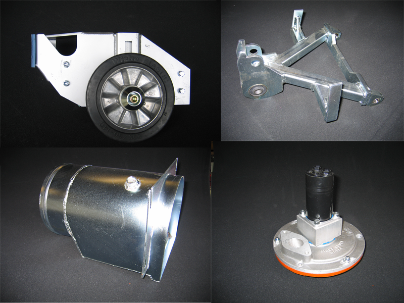Customer Sweeper Parts
