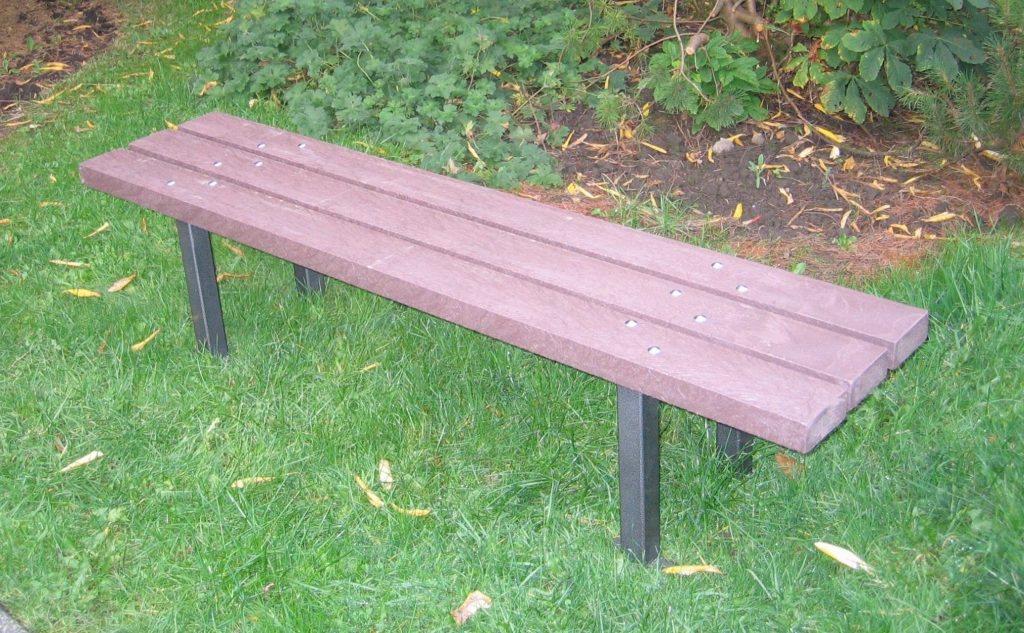 Bute Backless Bench